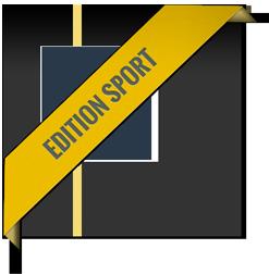Edition Sport Ruban